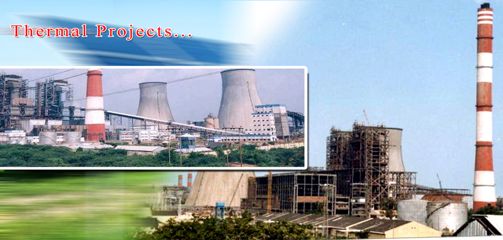 Thermal Power Prejects